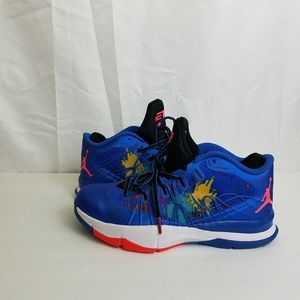 the best attitude 525f0 b2460 italy jordan blue cp3 vi ae size 6.5y shoes sh2 94813 2a895